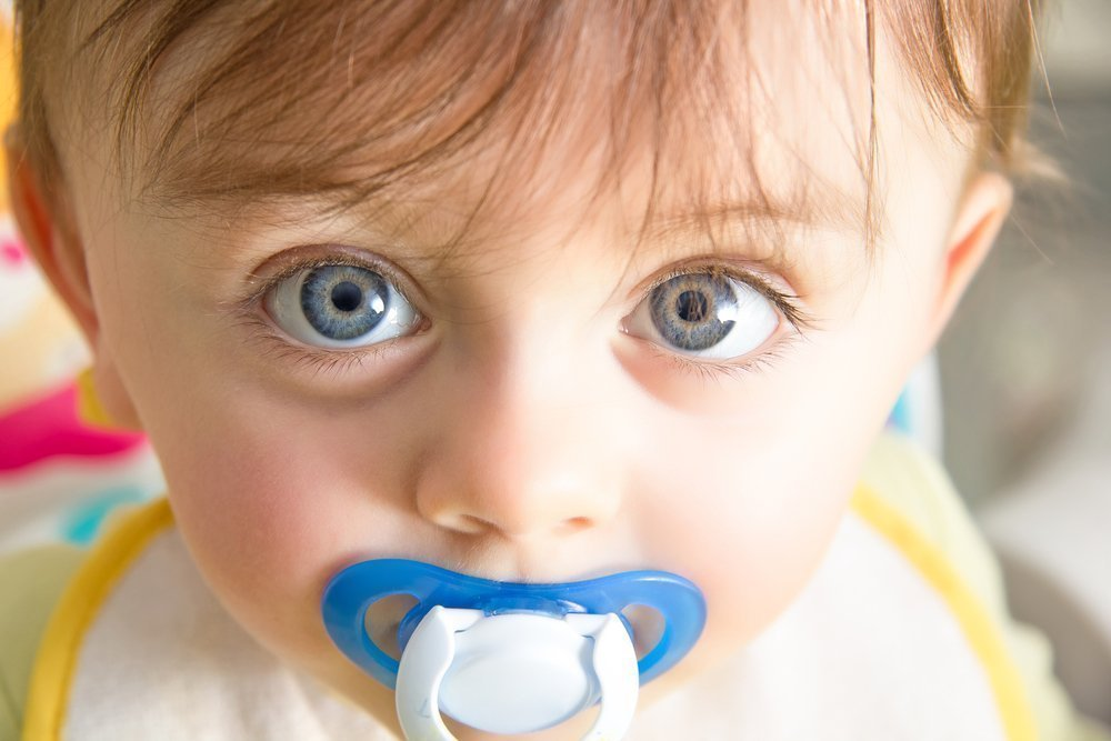 Довод No8. Пустышка влияет на зубы и прикус