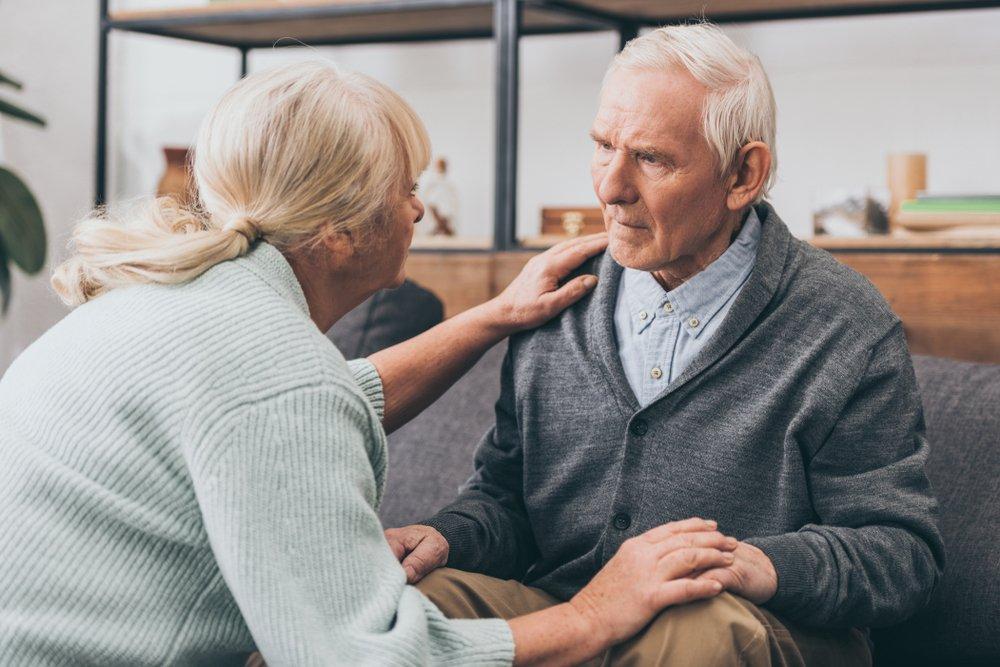 Почему возникает сенильная деменция?
