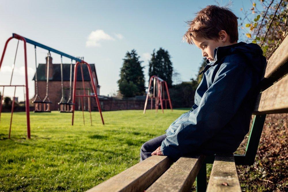 Замкнутый ребенок — какой он?