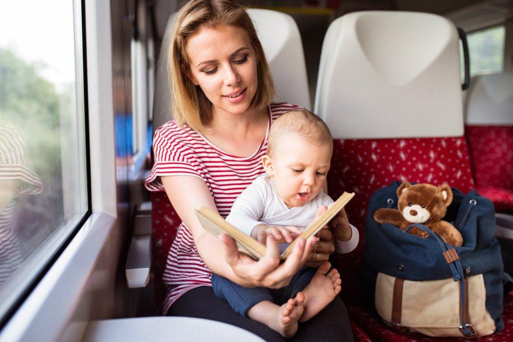 Питание для грудничка в самолете