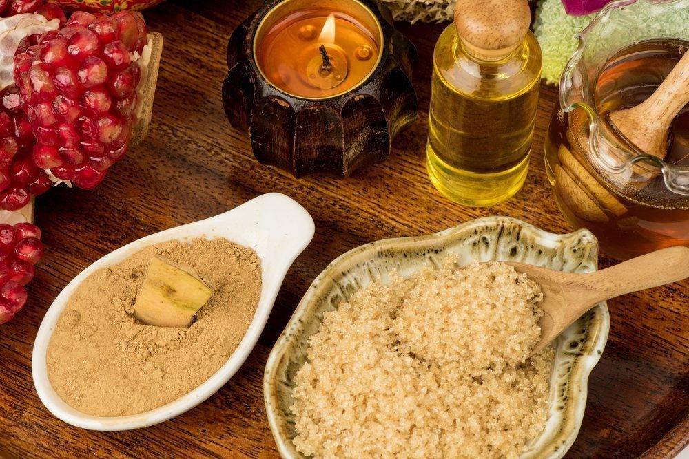 Домашние рецепты сахарных скрабов для кожи тела
