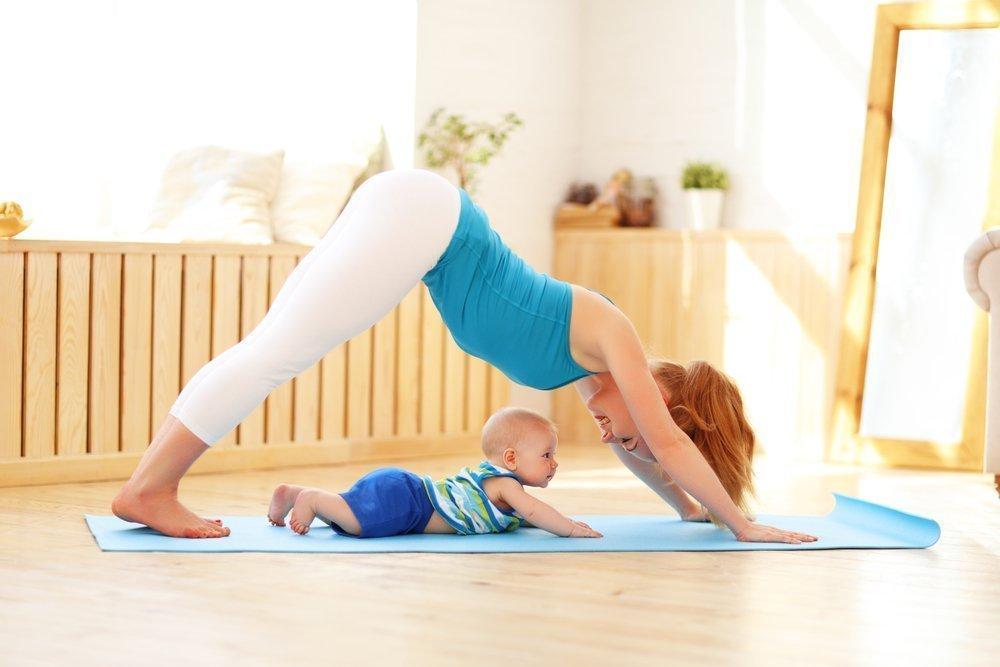Когда можно начинать тренировки после родов?