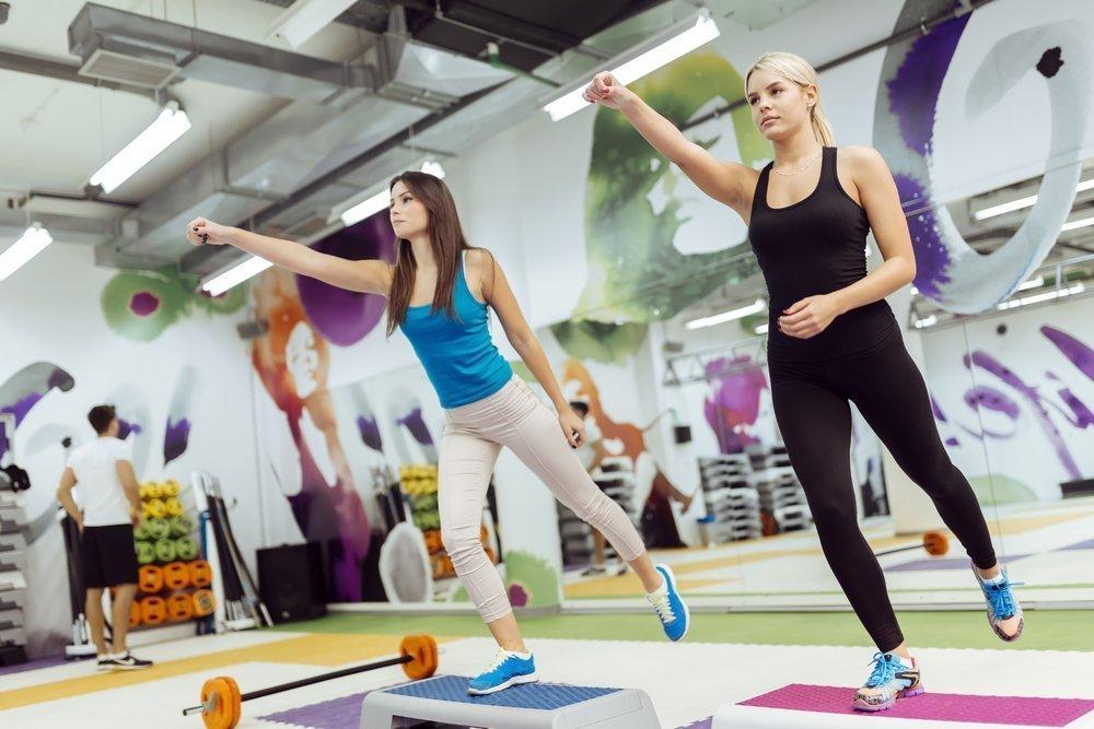 Структура фитнес-тренировки