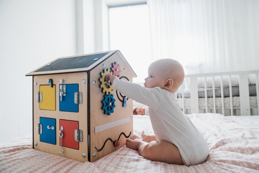 Методики сенсорного развития для детей раннего возраста