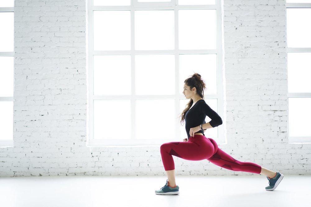 Классификация разминки в фитнес-тренировках