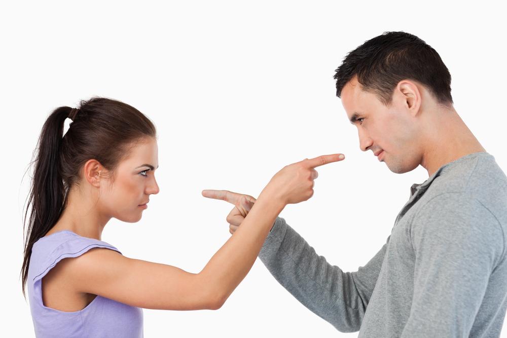 Конфликты разрушают любовь