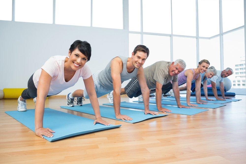 Лечебные упражнения при грыже