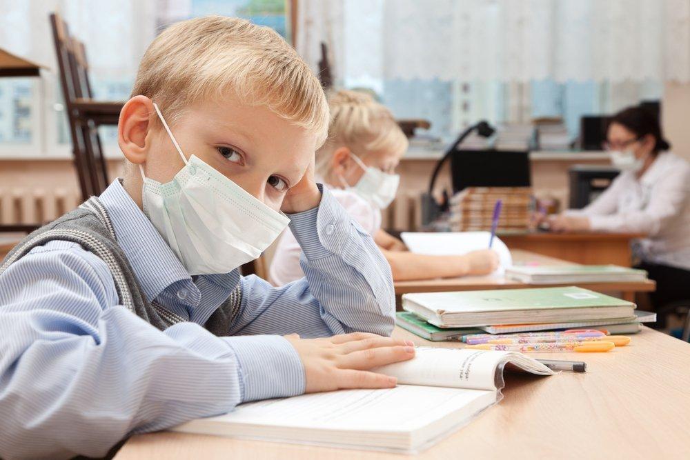 Медицинские маски для детей