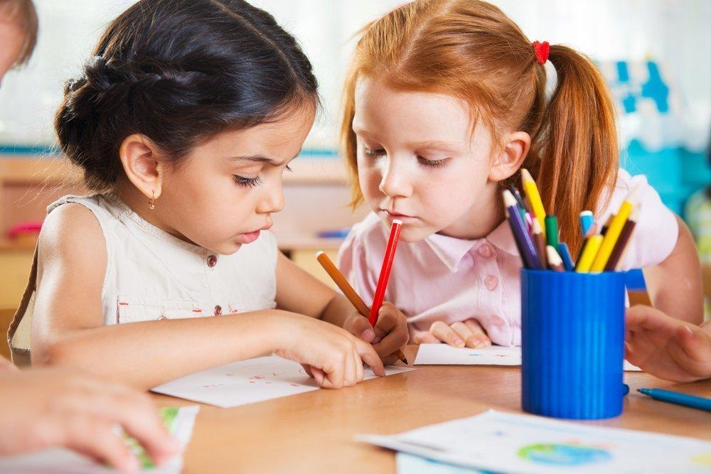 Как рисуют дети, готовые к школе