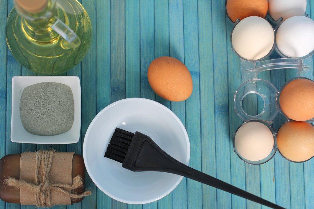 Яйца в уходе за волосами: в чем польза?