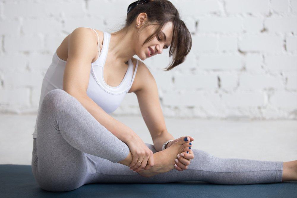 Растяжения мышц