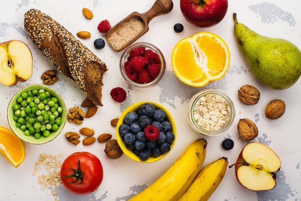 Сложные углеводы в рационе здоровой диеты