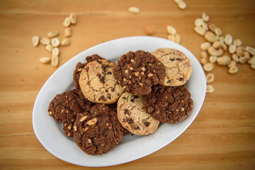 Разные рецепты песочного печенья