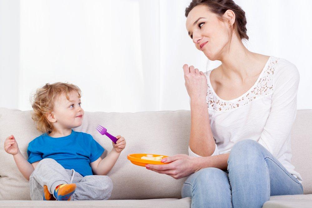 Няня для ухода за малышом по рекомендации