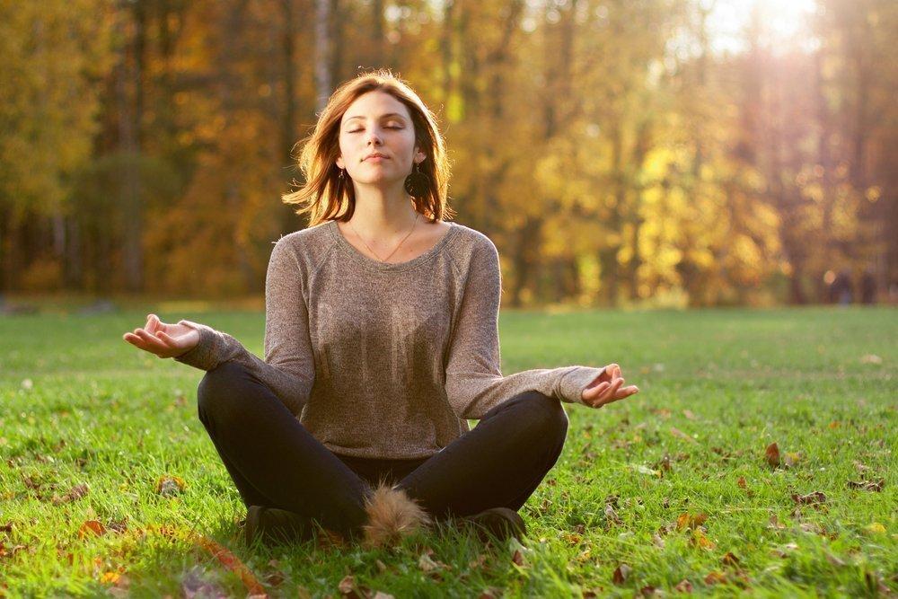 Расслабляющая дыхательная медитация