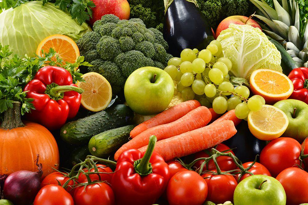 Овощи, как основа рациона
