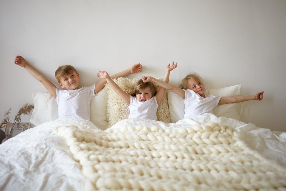 Дети живут «в движении»