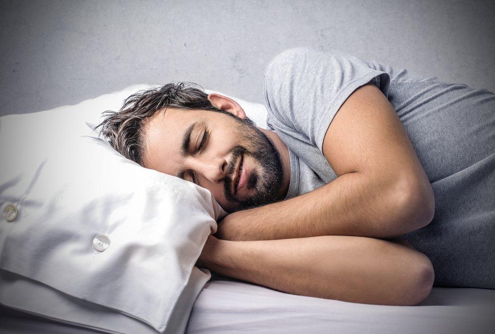 Человек спать картинки