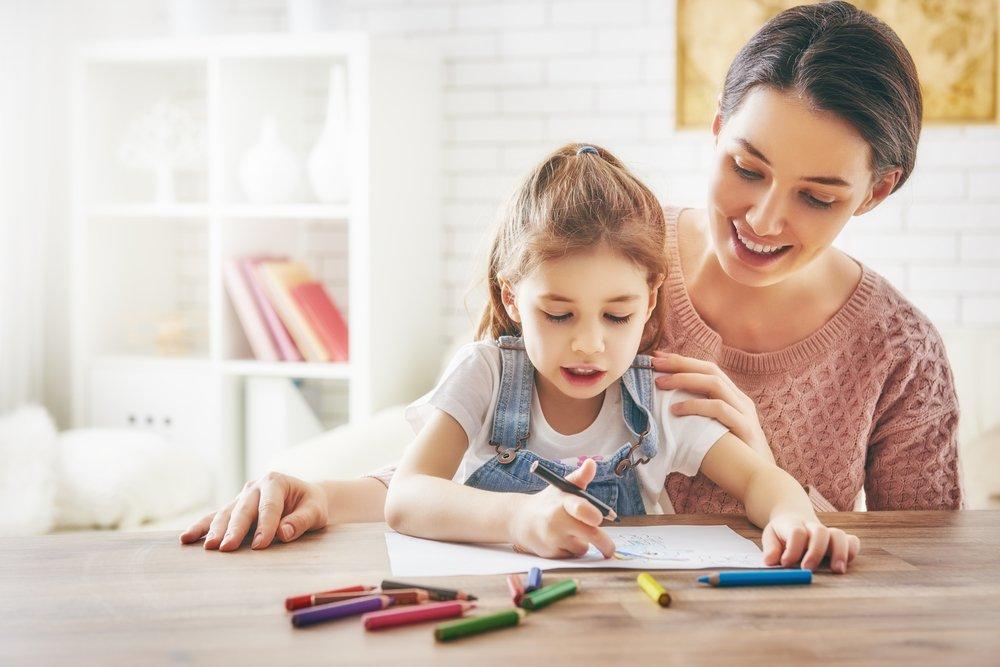 Развитие внимания у ребенка старшего дошкольного возраста