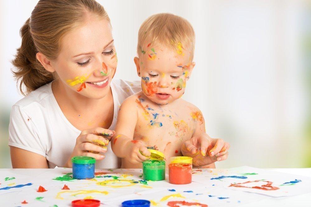 Какова роль матери в развитии творческих способностей у детей?