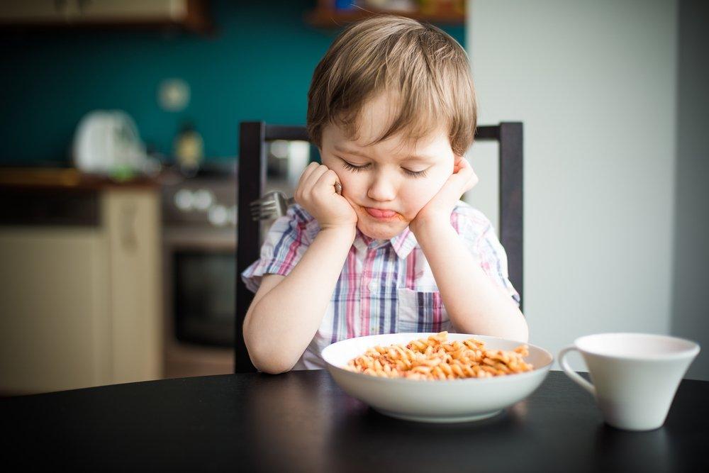 Советы родителям: как организовать питание ребенка?