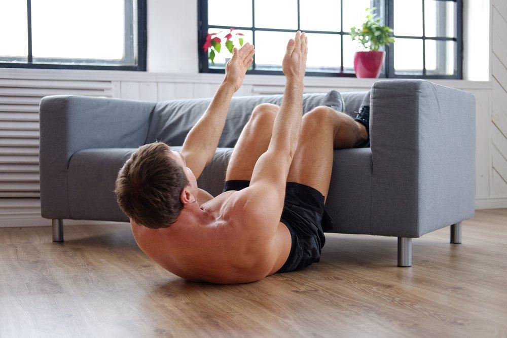 Фитнес-упражнения на каждый день