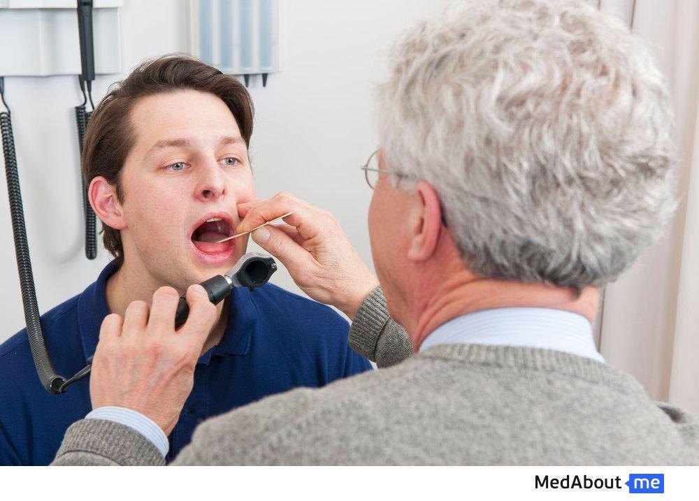 Першение в горле: лечение и профилактика