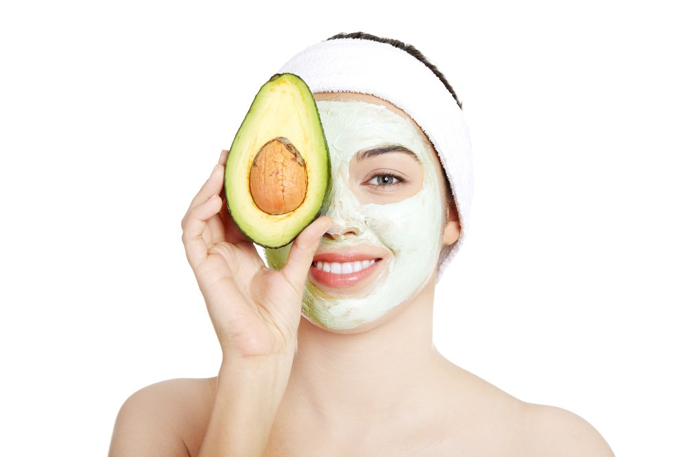 Смягчающая маска для лица