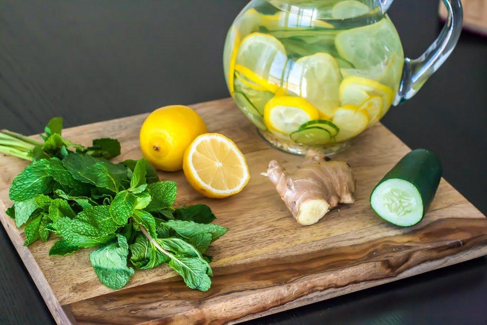 Рецепты приготовления воды Сасси