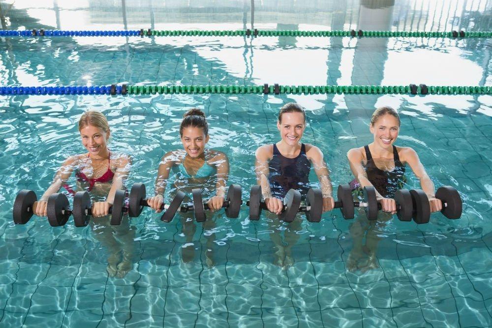 Фитнес-программы в воде