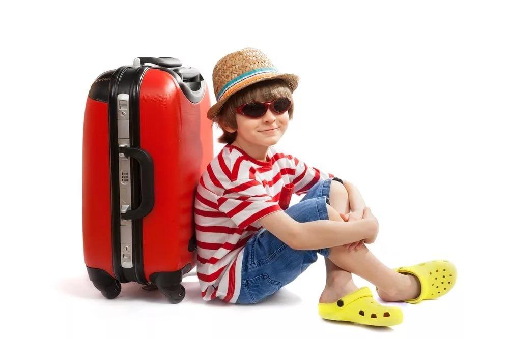Одежда и обувь для отдыха в летнем лагере