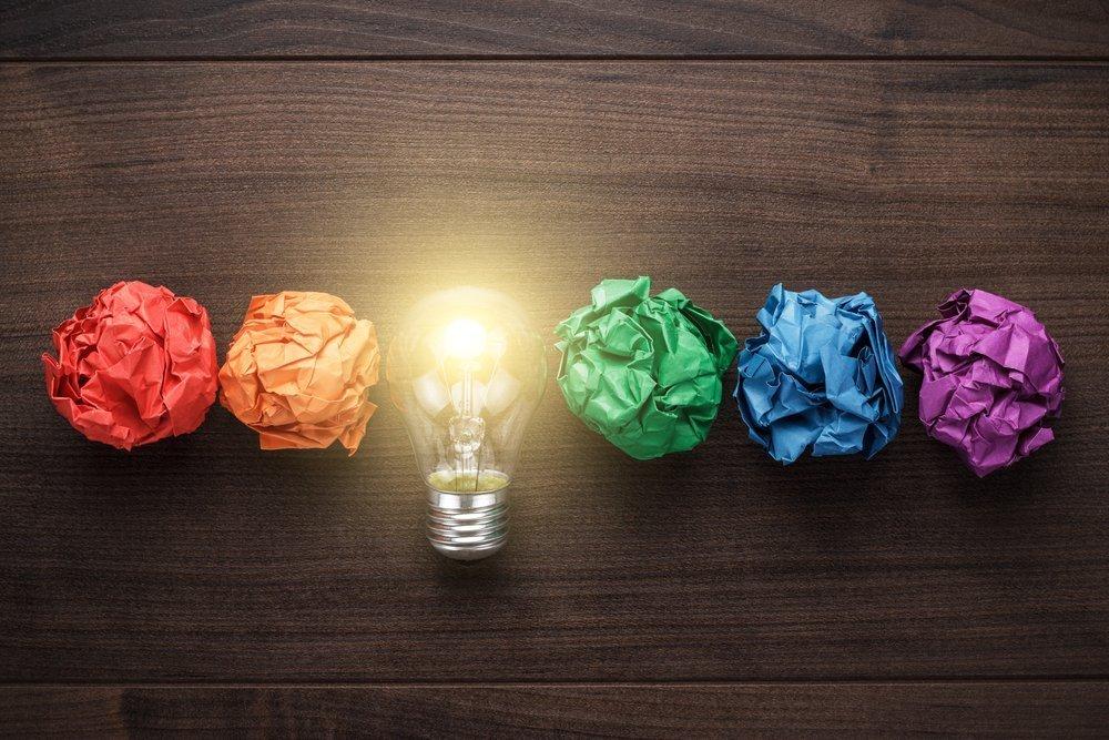 Психология развития новых идей