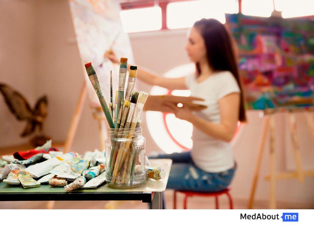 Творчество в жизни женщин