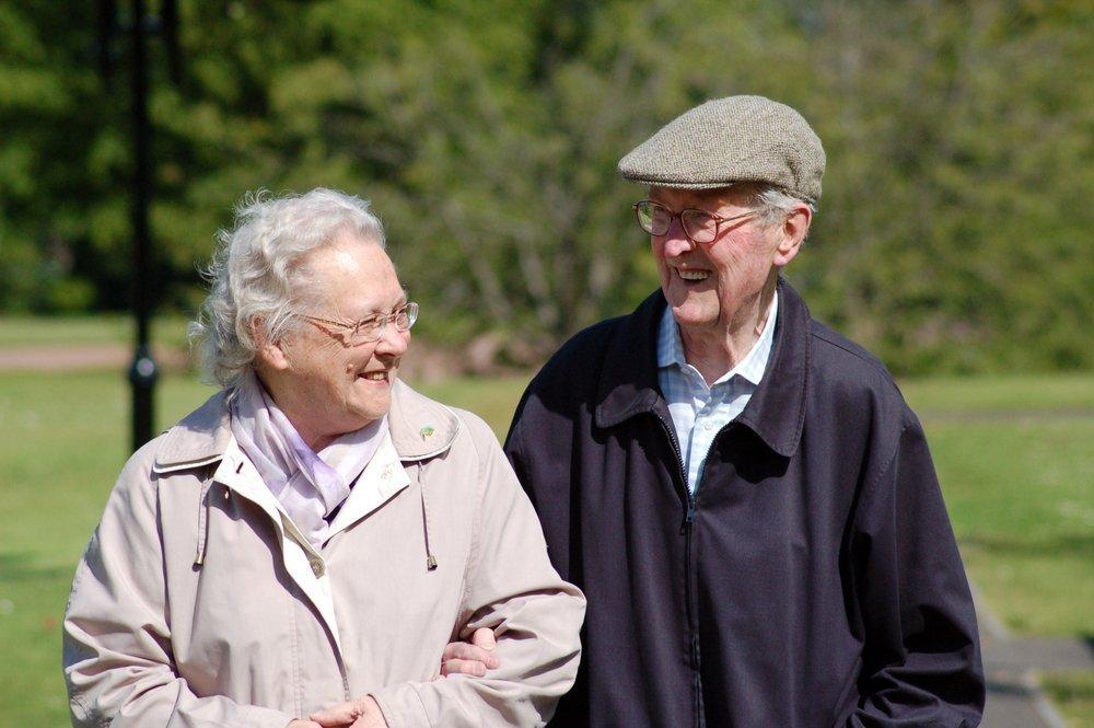 Поднятие иммунитета у пожилых людей