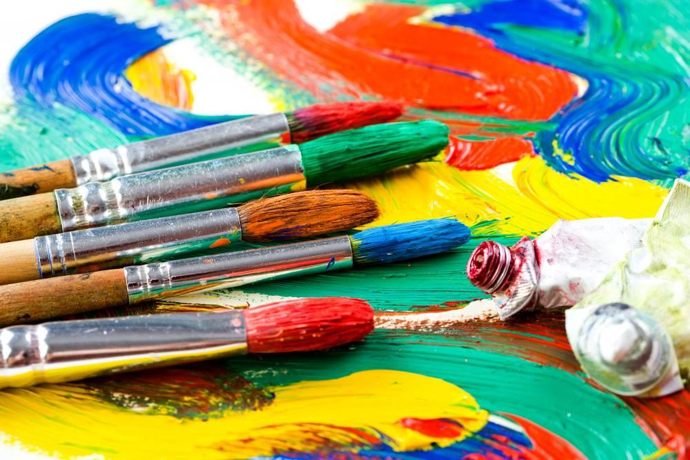 Рисование для удовольствия, развития интеллекта и снятия стресса