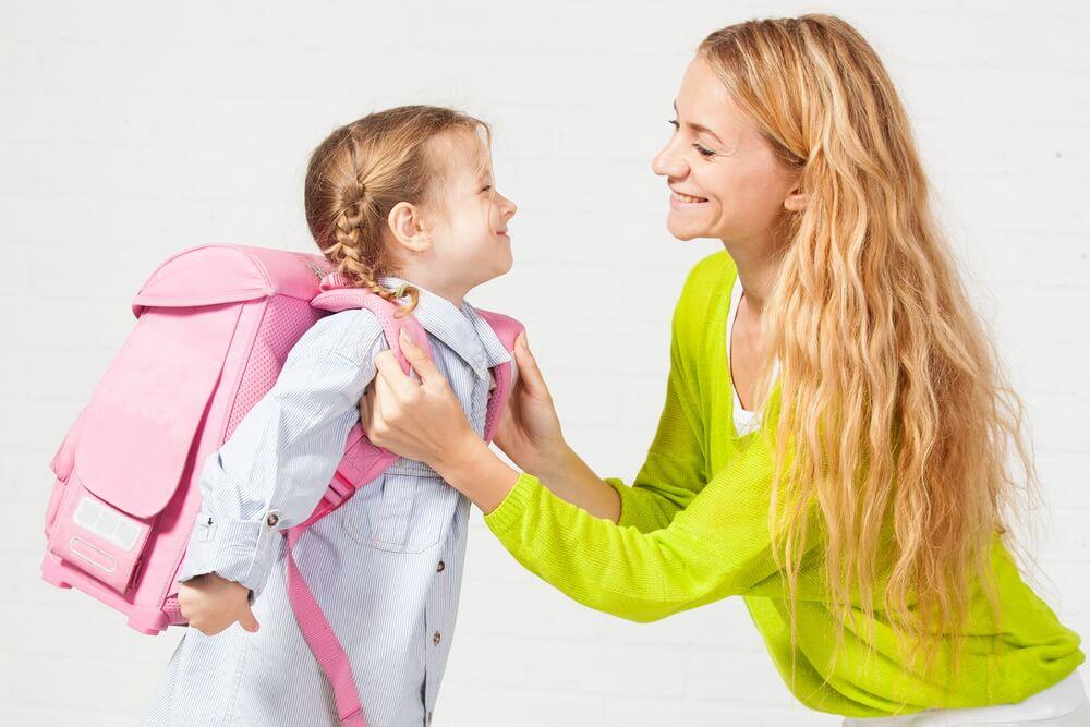 Сохранение здоровья ученика с помощью школьного ранца