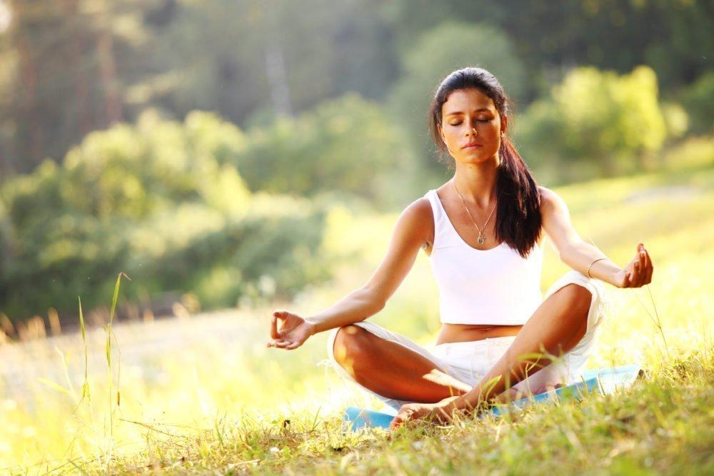 Медитация — один из способов достижения желаемого