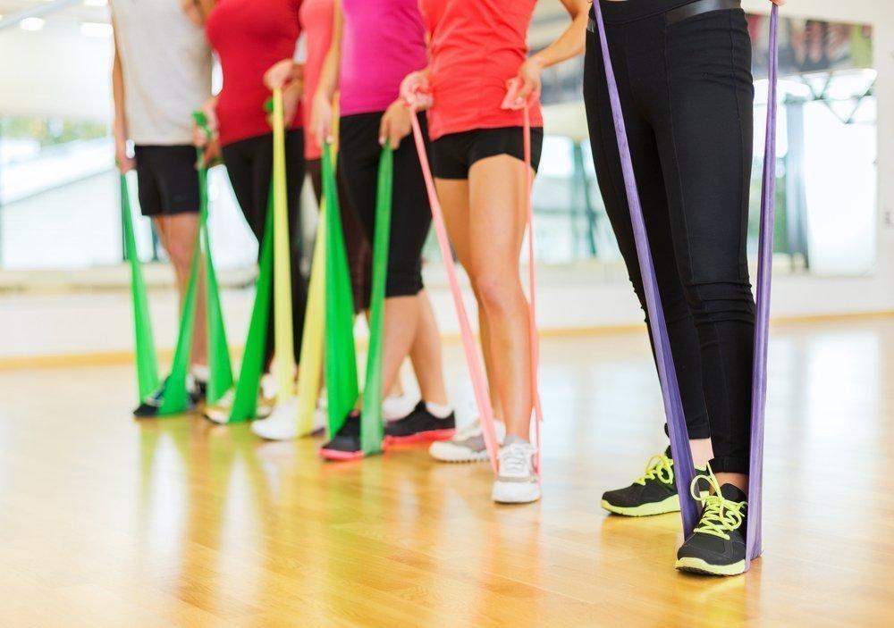 Фитнес-упражнения для нижней части тела