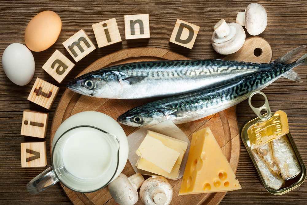 Пополнение запасов витамина D: питание, препараты