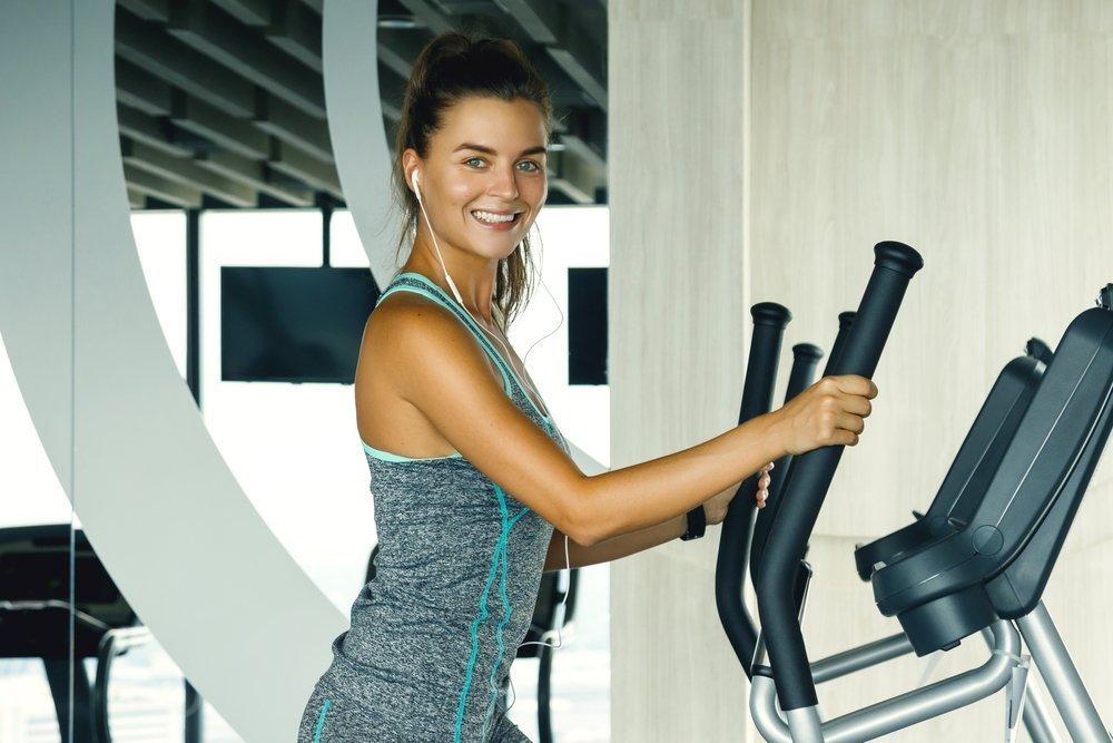 Виды тренажеров для похудения, имитирующих ходьбу
