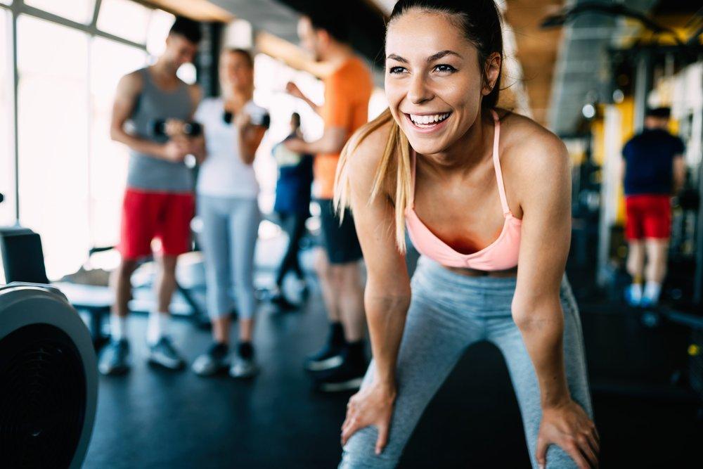 Эффект от занятий фитнесом
