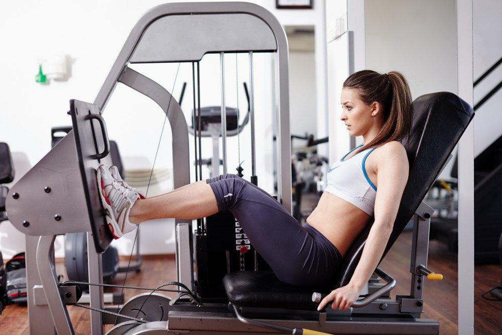 Правильный подбор упражнений