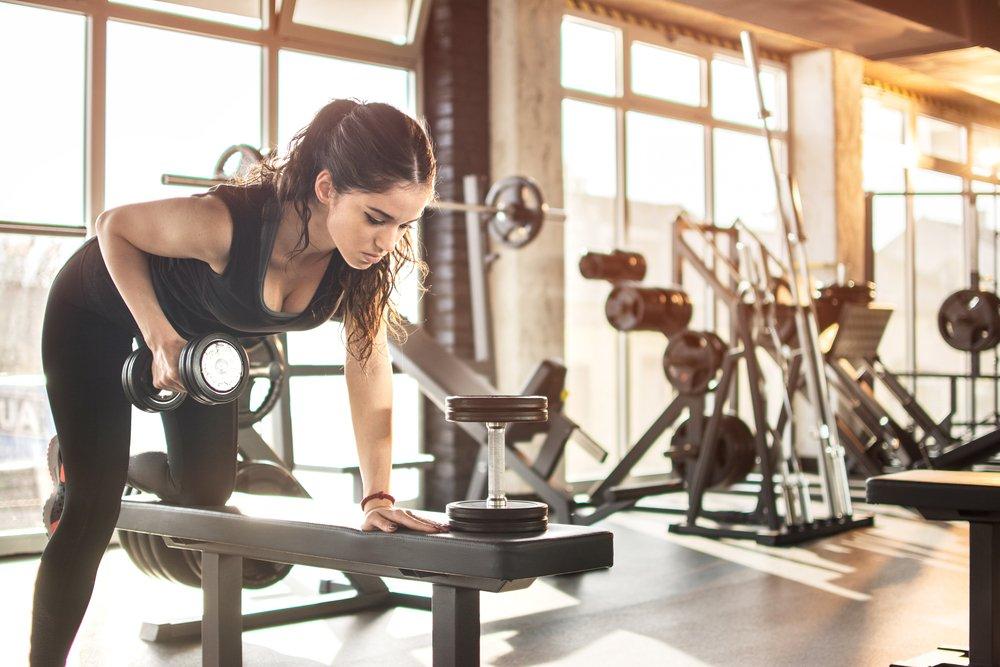 Режим нагрузок для похудения
