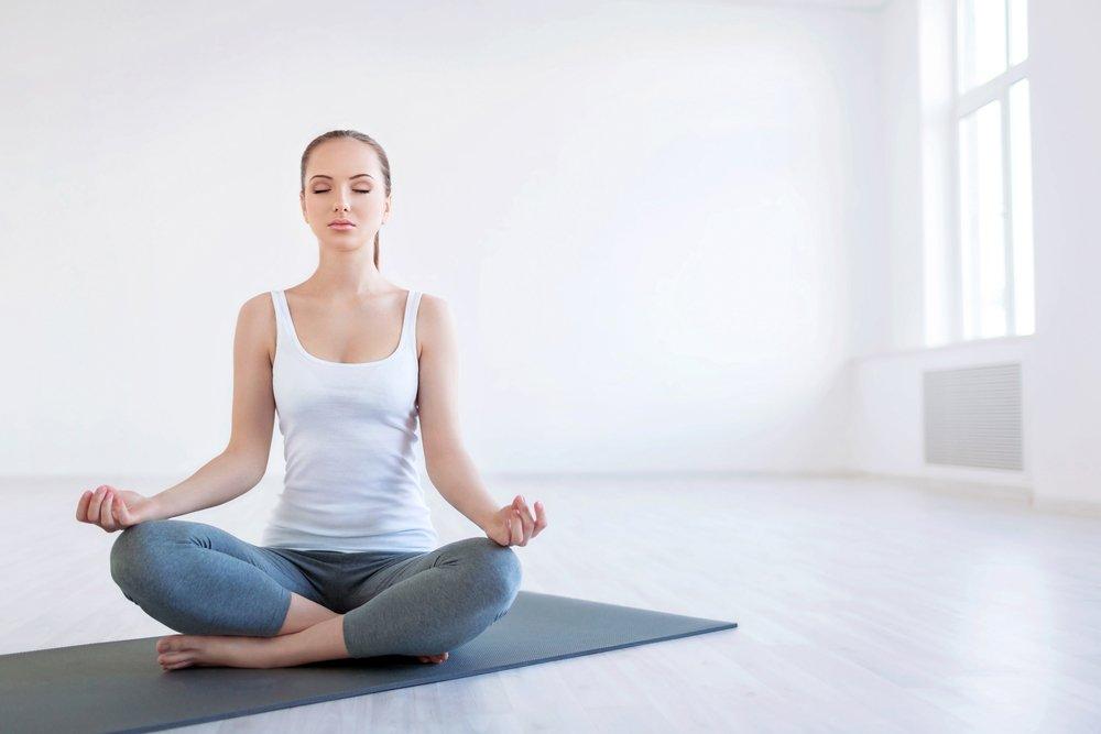 Практика йоги для здоровья