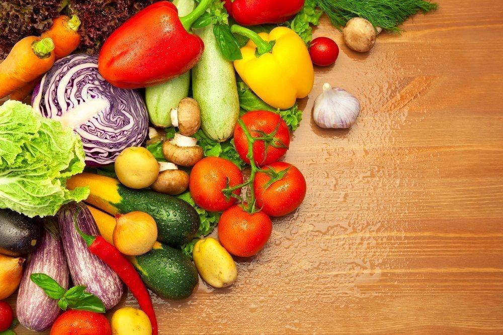 4. «Как ты можешь есть овощи — они же безвкусные!»
