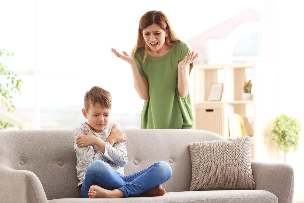 Особенности воспитания детей сегодня