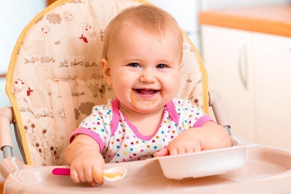 Признаки того, что малыш готов к переменам в меню