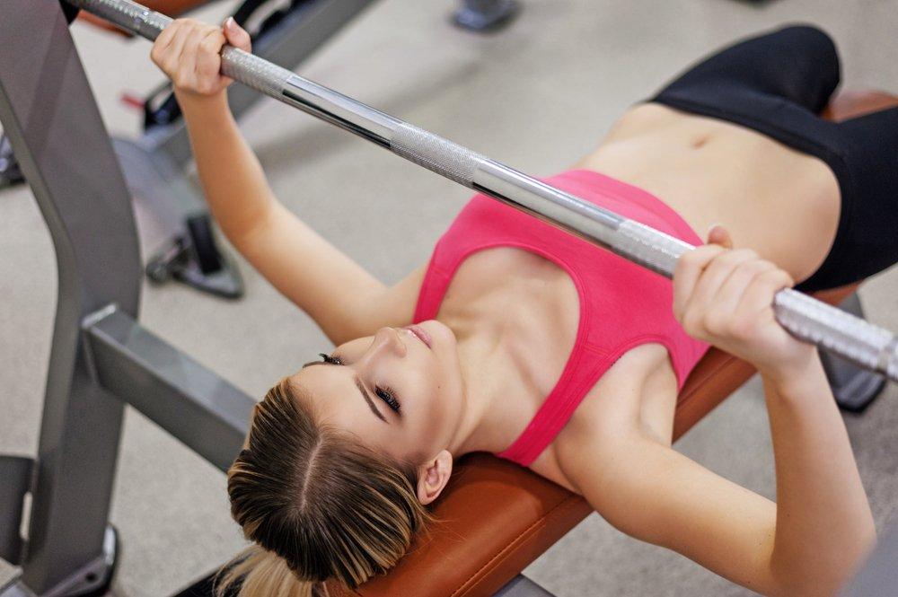 Эффективные упражнения для грудных мышц