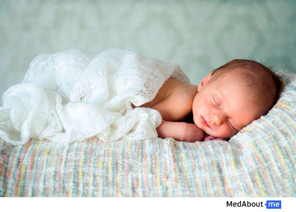 Щитовидная железа у новорожденных