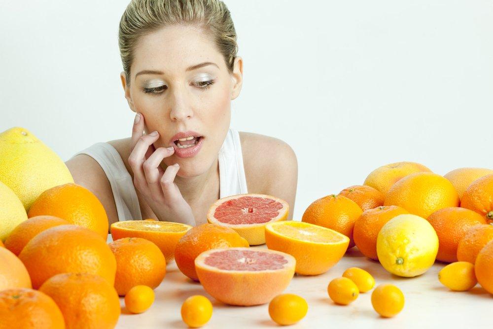 Как использовать апельсиновые маски для лица